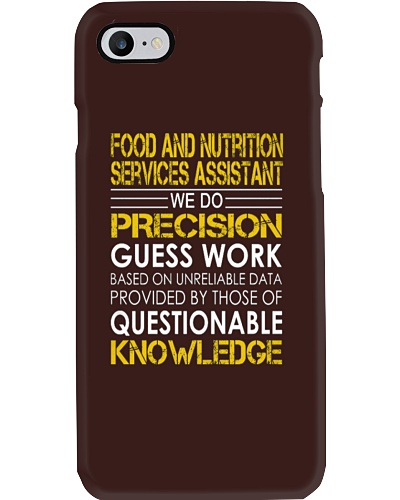Food and Nutrition Services Assistant 2 1