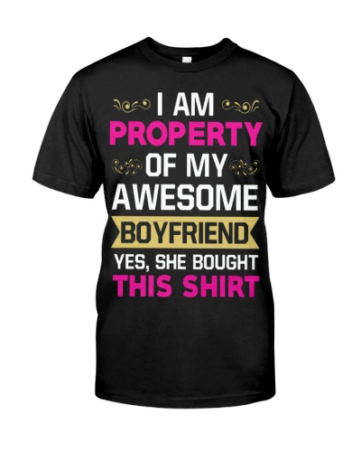 Boyfriend Property - Valentines Day