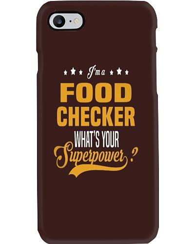 Food Checker 1