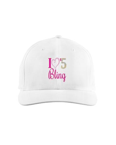 Paparazzi- I love  5 Bling