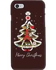 Nurse Tree Christmas 1 Phone Case thumbnail