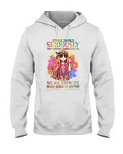 Limited Edition 8 Hooded Sweatshirt thumbnail