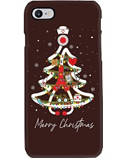 Nurse Tree Christmas Phone Case thumbnail
