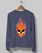 Ghost Rider Crewneck Sweatshirt lifestyle-unisex-sweatshirt-front-10
