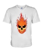 Ghost Rider V-Neck T-Shirt thumbnail