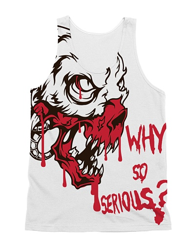The Why So Serious T Shirt