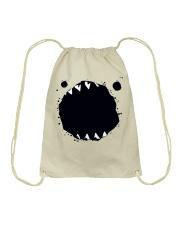 Monster tshirt Drawstring Bag thumbnail