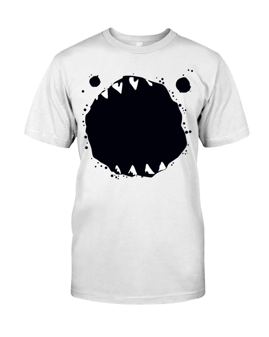 Monster tshirt Classic T-Shirt