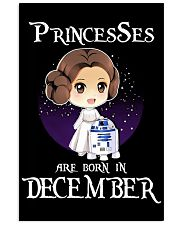 Pricesses Are Born in December 11x17 Poster thumbnail