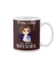 Pricesses Are Born in November Mug thumbnail