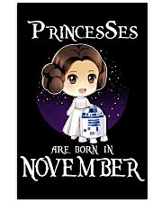 Pricesses Are Born in November 11x17 Poster thumbnail
