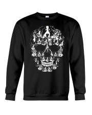Bernese Mountain Dog Shirt Halloween Sku Crewneck Sweatshirt thumbnail