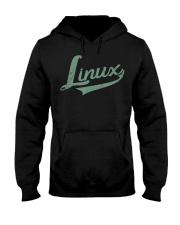 Linux IT Systems Engineer Nerd Geek Th Hooded Sweatshirt thumbnail