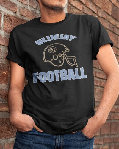 ag bluejay football shirt