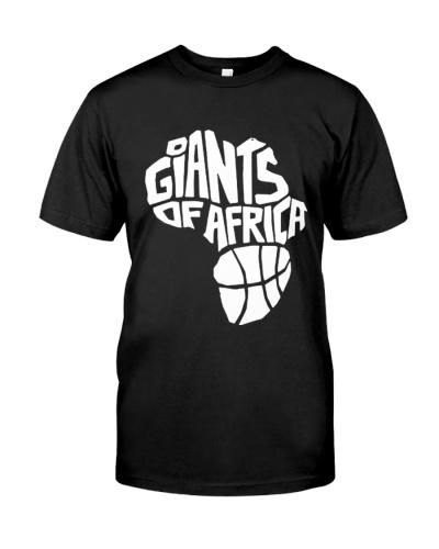 Giants Of Africa Be The Change shirt Masai Ujiri