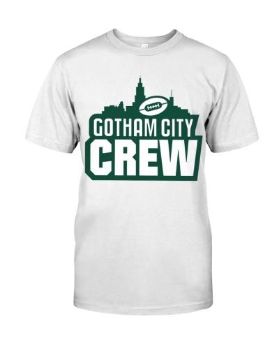 Gotham City Jets Crew T Shirt