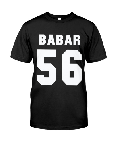 Babar Azam 56 Shirt