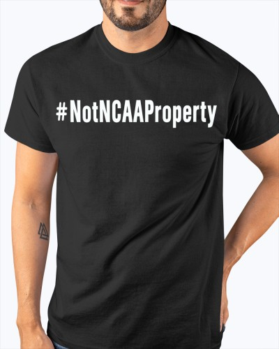 Not NCAA Property t shirt