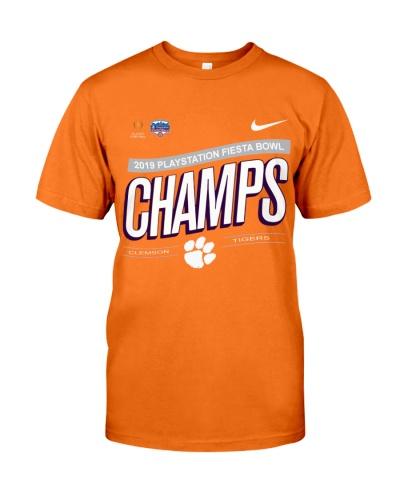 Clemson Fiesta Bowl Champions Shirt