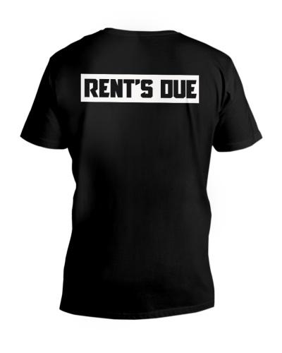 rents due shirt