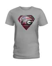 the best gift for fans Ladies T-Shirt thumbnail