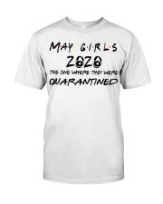 May girl 2020 Classic T-Shirt thumbnail