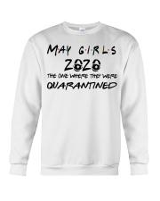 May girl 2020 Crewneck Sweatshirt thumbnail