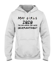 May girl 2020 Hooded Sweatshirt thumbnail