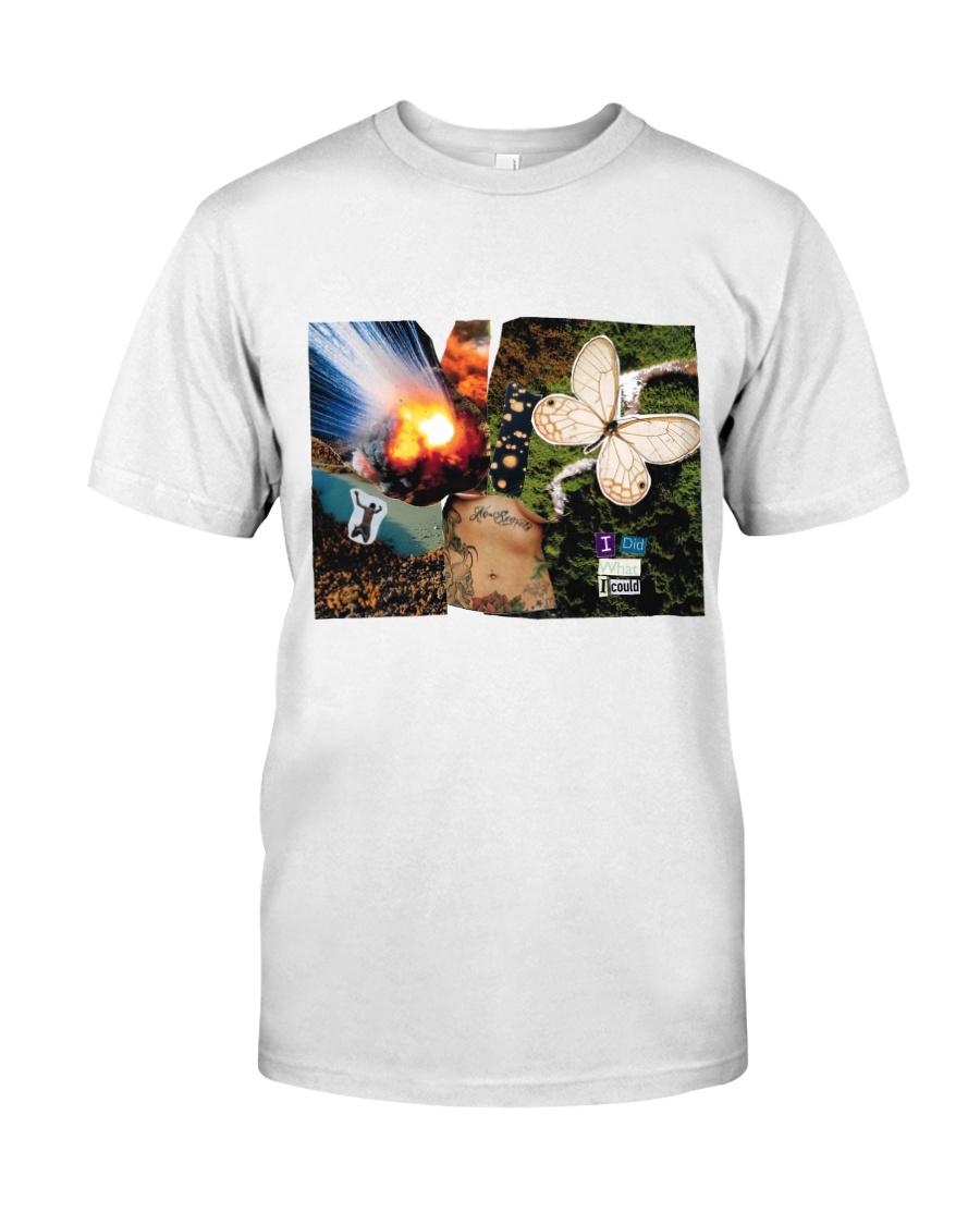 No Regrets Classic T-Shirt