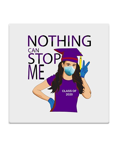 Nothing Can Stop Me Class Of 2020 T-Shirt