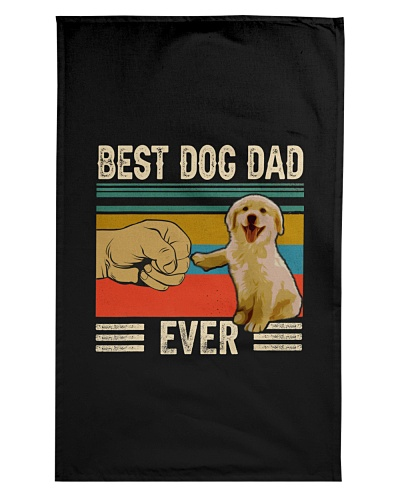 Golden Retriever Best Dog Dad Ever Father's Day