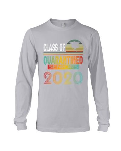 Class Of Quarantined Seniors 2020 Vintage