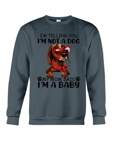 I'm Telling You I'm Not A Dog Funny Beagle Dog