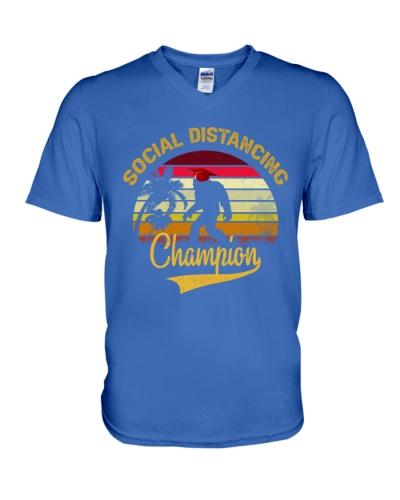 Social Distancing Champion Vintage