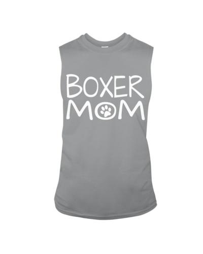 BOXER MOM