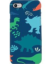 Dinosaur FM 1 H Phone Case tile