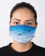 Shark Come Back 1705 Cloth face mask aos-face-mask-lifestyle-01