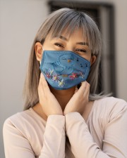 Duck Face Mask 7979 Cloth face mask aos-face-mask-lifestyle-17