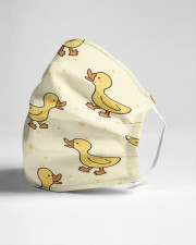 Duck Face Mask 5 Cloth face mask aos-face-mask-lifestyle-21