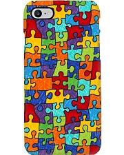 Autism Mask 899 hh Phone Case tile