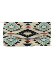 Native Americans Face Mask 16 Cloth face mask front
