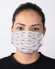 Dinosaurs Face Mask 5 Cloth face mask aos-face-mask-lifestyle-01