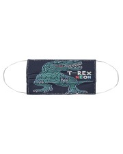 Dinosaurs Face Mask 16 Cloth face mask aos-face-mask-coverlet-lifestyle-front-01