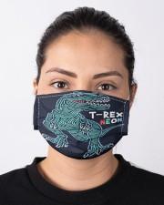 Dinosaurs Face Mask 16 Cloth face mask aos-face-mask-lifestyle-01
