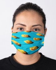 Duck Face Mask 2 Cloth face mask aos-face-mask-lifestyle-01