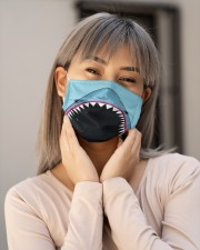 Shark Face Mask 1805 Cloth face mask aos-face-mask-lifestyle-17