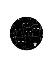 Cats 1010 Circle Magnet thumbnail