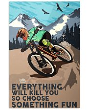 Everything Poster MTB 11x17 Poster front