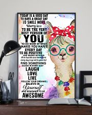 To day is a good day 11x17 Poster lifestyle-poster-2