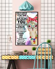 To day is a good day 11x17 Poster lifestyle-poster-6
